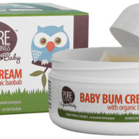 Pure Beginnings Baby Bum Cream 125ml