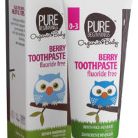 Pure Beginnings Berry Flavoured Toothpaste 75ml