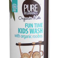 Pure Beginnings Kids Wash & Rooibos 250ml