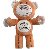 Tolo Cuddly Bear Baby On Board