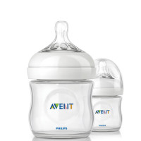 Avent Natural Bottle 125ml 2 Pack