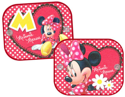 Disney Minnie Mouse Sunshade 2 Piece