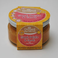 Orchard Chicken & Sweet Potato 200g