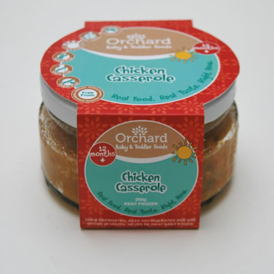 Orchard Chicken Casserole 200g