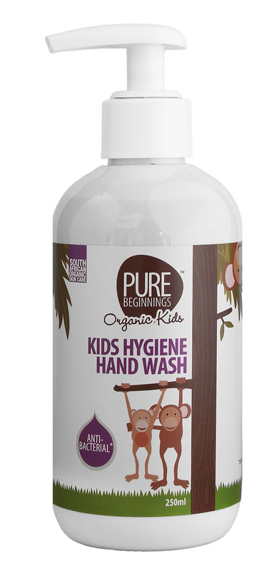 Pure Beginnings Kids Hand Wash 250ml