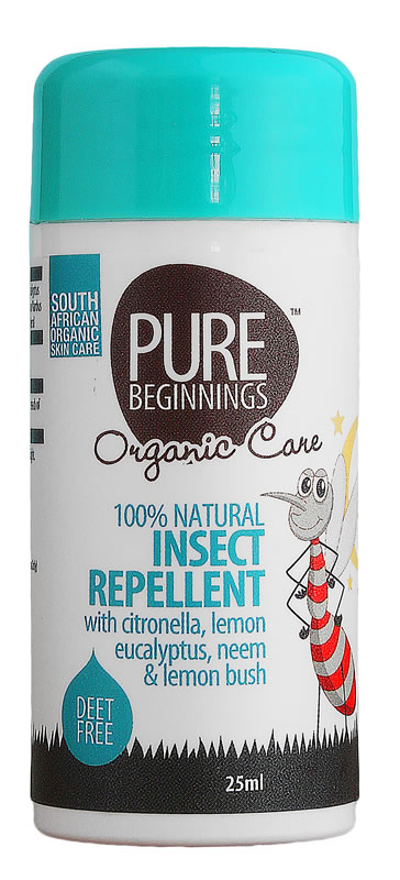 Pure Beginnings Natural Insect Repellent