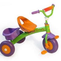 Peerless lulu trike - Orange
