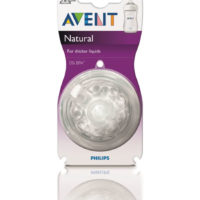 Avent Natural Teat Variable Flow