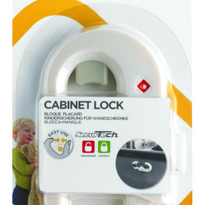 Safety First Grip 'n Go Cabinet Lock