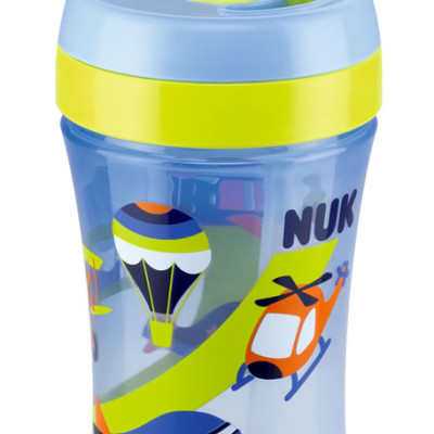 Nuk Easy Learning Fun Cup - Blue Planes