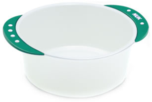 Nuk Weaning Bowl Small - Boy