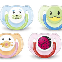 Avent Soother Animal 6-18m 2 Pack