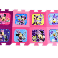 Disney Minnie Mouse Floormats 8 Pack