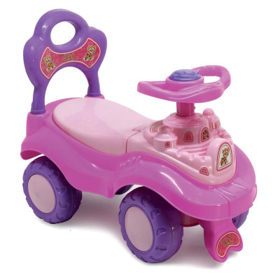 Ride on - Pink and Purple