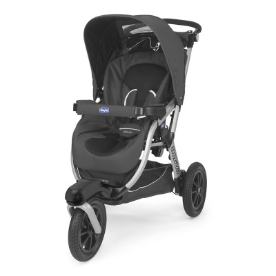 """Chicco Activ3 Stroller """"Antracite"""""""