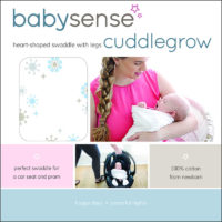 "Baby Sense Cuddlegrow ""Blue"""