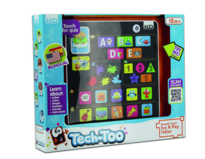 Laceys Tech-Too My First Tablet