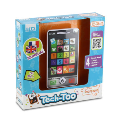 Laceys Tech-Too Smartphone