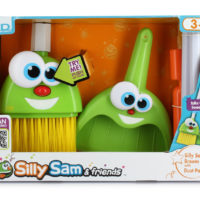 Laceys Silly Sam Broom & Dustpan