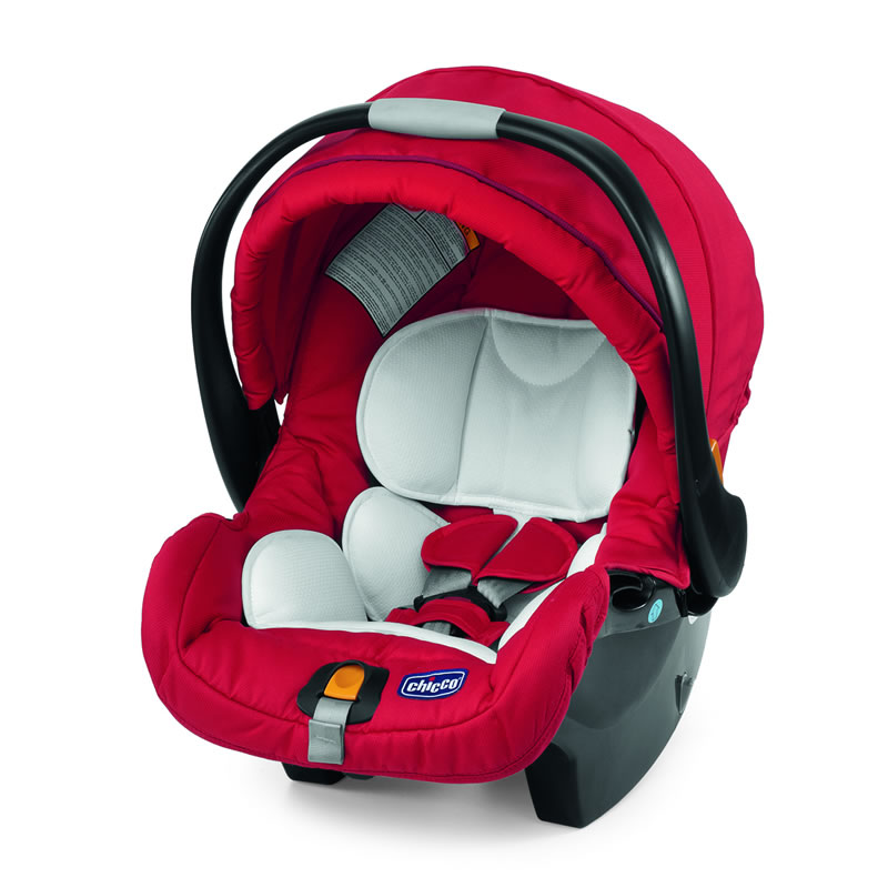 """Chicco KeyFit Car Seat """"Fire"""" 