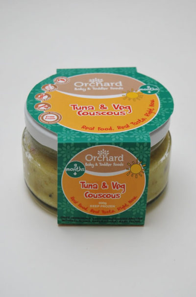 Orchard Tuna & Vegetables Couscous 200g