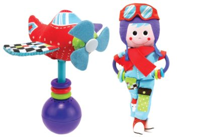 Yookidoo Pilot Play Set