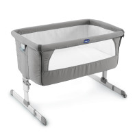 "Chicco Next2Me Cot ""Dove Grey"""