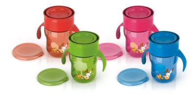 Avent Decorated Grown Up Cup