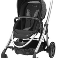 "Bebe Confort Elea Travel System & Base ""Digital Black"""