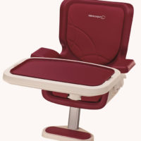 "Bebe Confort Keyo High Chair ""Fancy Red"""