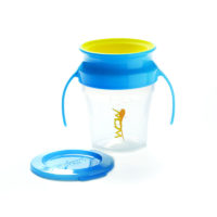 Wow Baby Cup 207ml - Blue