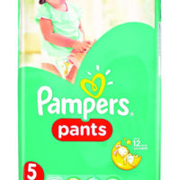 Pampers Active Pants Junior 48's