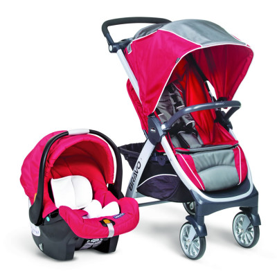 "Chicco Bravo Travel System ""Pulse"""