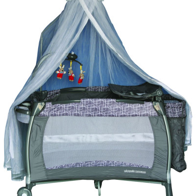 "Safeway Modello Camp Cot ""Grey"""
