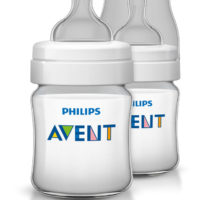 Avent Classic Bottle 125ml 2 Pack