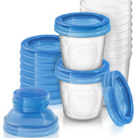 Avent Breastmilk Storage Cups