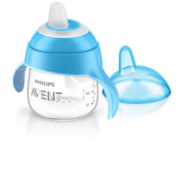 "Avent Premium Spout Cup 200ml ""Blue"""