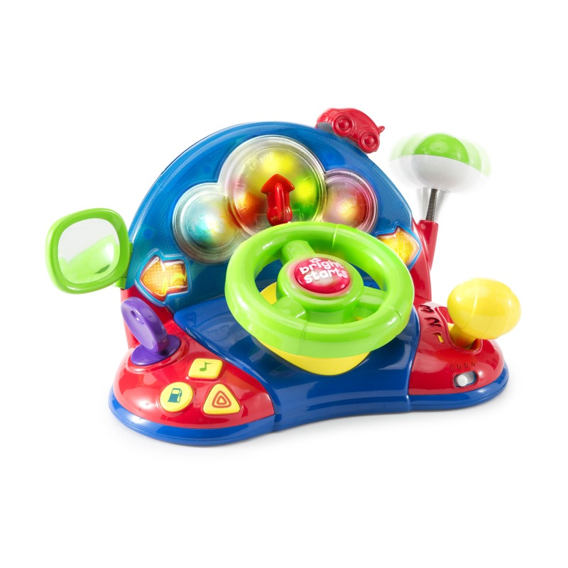 Bright Starts Lights Lights Baby Lights Amp Colours Driver