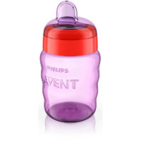 Avent Classic Spout Cup 260ml for Girls