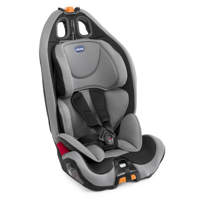 "Chicco Gro-Up 123 Booster Seat ""Silver"""