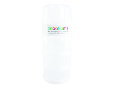 Snookums Large Formula Container