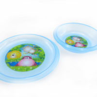 Snookums Feeding Bowl & Plate Set