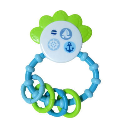 Snookums Ring Rattle