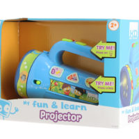Laceys Fun & Learn Projector