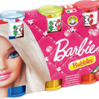 Lacey's Barbie Bubbles 3 Pack