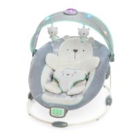 Ingenuity Twinkle Teddy Inlighten Bouncer
