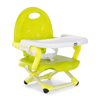"Chicco Pocket Snack Booster Seat ""Lime"""