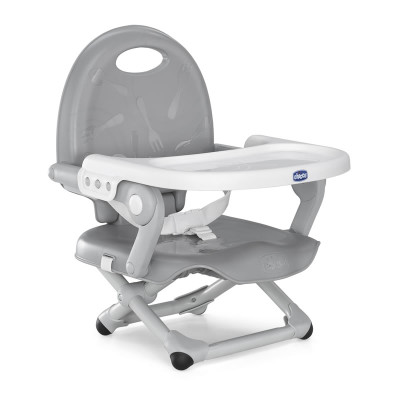 """Chicco Pocket Snack Booster Seat """"Silver"""""""