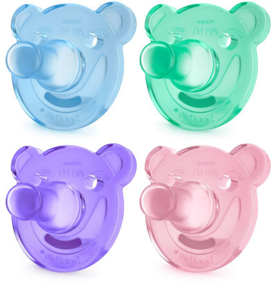 Avent Soothie Shapes Mixed 0-3m