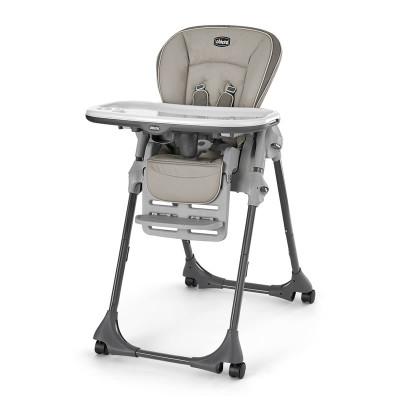 Chicco Polly 2 in 1 Highchair Papyrus